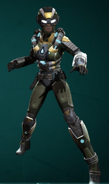 Cryotech Outfit