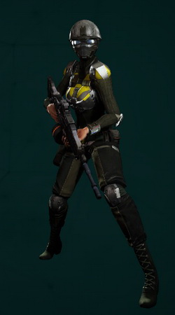 Covert Intelligence Agent | Outfit