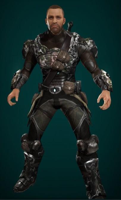 enforcer defiance dark matter - photo #9